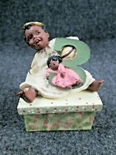 "All God'S Children By Miss Martha Originals Figurine ""Anna"" (Lot B)"