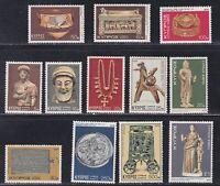 Cyprus #452-463 MNH CV$6.00