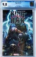 King in Black #2 CGC 9.8 - Tyler Kirkham Venom Variant Cover (Marvel Comics, 202