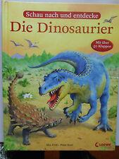 Die Dinosaurier von Alex Frith (2007, Gebunden)