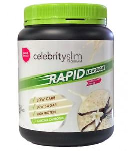 Celebrity Slim Rapid Low Sugar Vanilla Shake 672g