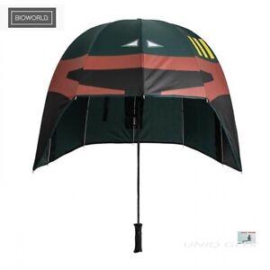 Star Wars Boba Fett or Nightmare Before Christmas Heart Shaped Umbrellas PRESALE