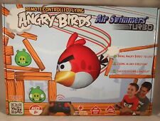 ANGRY BIRDS Cardinal Red Remote Controlled Flying Air Swimmers Turbo Rovio NIB