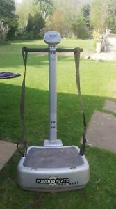 Power Plate, Personal Use,with Straps