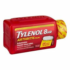 TYLENOL 8-HR Arthritis Pain Acetaminophen 650mg Extended Release Tabs- 290 Count
