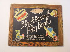 Blackboard Play Book, Heaps of Fun and Play 22 Blackboards and Pictures to Draw