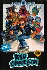 ## SEGA GENESIS - Kid Chameleon - (US Mega Drive) ##