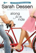 Along for the Ride by Sarah Dessen (2009, Hardcover) New Free SHipping