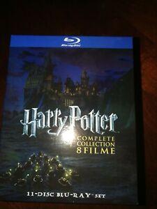 Harry Potter Komplettbox