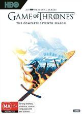 Game Of Thrones : Season 7 (DVD, 2018, 4-Disc Set)