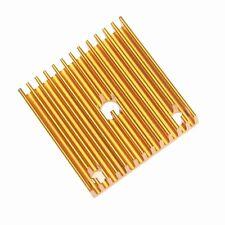 5pcs Lot Copper 40mm 40x40x11mm Cooler Heat Sink Heatsink For 3D printer 4cm