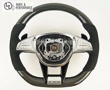 Echt Carbon Piano Lenkrad für Mercedes-Benz AMG W205 W218 C190 W222 W217 W117