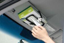 Car Tissue Box Holder Belt Paper Cover Sun Visor Case Napkin Clip Auto AC55