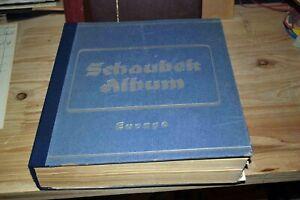 Europa: Altes dickes Schaubek-Album, Ausgabe 1945, aus Nachlassauflösung