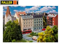 Faller N 232379 Stadthäuser mit Elektrofachgeschäft - NEU + OVP