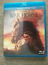 War Horse bluray Spielberg DISNEY ver Italiana COME NUOVO Fuori Catalogo