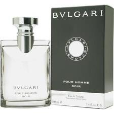 Bvlgari Pour Homme Soir by Bvlgari EDT Spray 3.4 oz