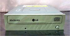 LG GCE-8525B CD-R/RW - 52x32x52x - internal IDE Disc Drive - White