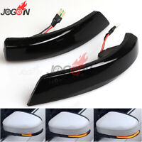 For Ford Focus 3 MK3 3.5 11-18 Dynamic Turn Signal Light Mirror Sequential Indic