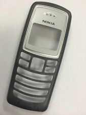 Nokia 2100 Front Housing Cover in Black - Original. Brand New in packaging.