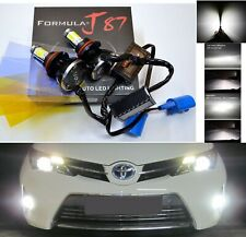 LED Kit G5 80W 9004 HB1 5000K White Head Light Two Bulbs High Low Beam Lamp Fit