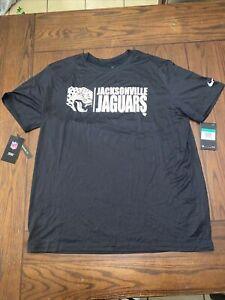XL NFL Jacksonville Jaguars The Nike Tee Dri Fit Men's Size NWT Free Shipping