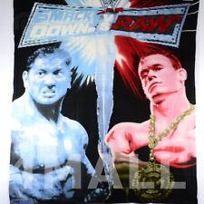 Kids Boys Polar Fleece Blanket Throw Rug Large Comforter John Cena WWE New