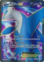 FULL ART Latios EX ULTRA RARE 101/108 Pokemon XY Roaring Skies Holo Foil - LP