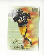 1998 SkyBox Premium #228 Hines Ward RC Rookie Steelers