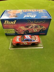 2000 DALE EARNHARDT JR #8 BUD / US OLYMPIC TEAM NASCAR 1/64 ACTION DIECAST