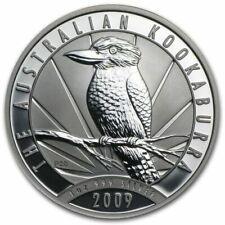 2009 Australian Kookaburra 1 Troy Oz .999 Fine Silver  $1 Coin in capsule