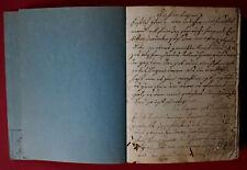 1800 KOCHBUCH - Handschrift - Manuskript Süddeutsch oder Österreich