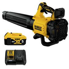 DEWALT DCBL722P1 20V MAX XR Li-Ion Handheld Blower Kit (5 Ah) New