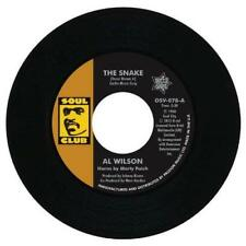 """Al Wilson La Serpiente/mostrar y decir nuevo Northern Soul 45 (fuera de la vista) 7"""" Vinilo"""