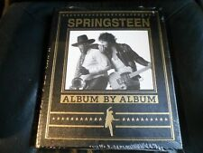 Easton Press - BRUCE SPRINGSTEEN ALBUM BY ALBUM - RYAN WHITE Leather Sealed NEW