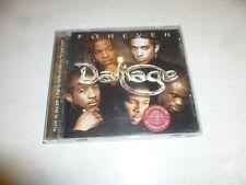 DAMAGE - Forever - 1996 UK 4-track CD single