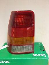 LUCAS LPB639 Vauxhall ASTRA MK2 OPEL KADETT 1984-91 N/S L/H REAR LAMP LPB639