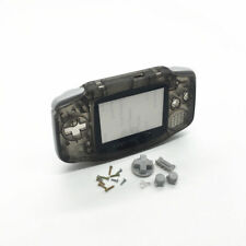 New! Full Housing Shell Button Kits for Gameboy Advance GBA Repair Clear Black