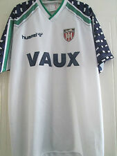 Sunderland 1991-1994 Away  Football Shirt Adults Extra Large /40181