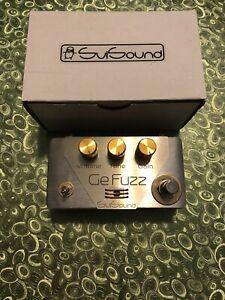 FUZZ!!! SVI SOUND GE FUZZ V3.2 (Steampunk)