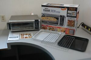 Ninja 1800-Watts F Digital Air Fry Oven with Convection Gray- SP101 (7BP887