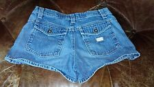 Old Navy Women's Denim Shorts with Flap Pockets Size 4