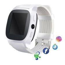 Bluetooth Smart Watch With Sim Card Slot for Android Samsung S8 S7 S6 J7 LG HTC