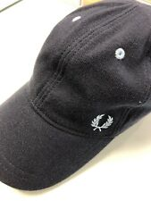 fred perry Cap Navy