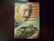 RARE Lee Van Cleef-- Commandos ( 2002 DVD )
