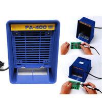 220V Portable FA400 Solder Smoke Absorber Air Filter Fume Extractor