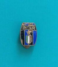 DISTINTIVO F.C. INTER PIEDINO SMALTATO - PINS - ANNI '70