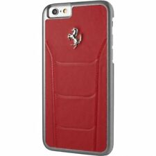 Ferrari Silver Mobile Phone Cases & Covers for Apple