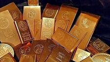 10 Pound Mixed Lot .999 Fine Copper Bullion Art Bar Ingots Round Free Ship