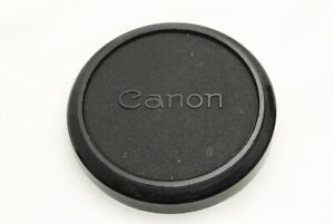 Canon Front Lens Cap 62mm Slip on Thickness 10mm